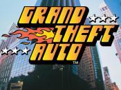 British box art for the PC version of Grand Theft Auto