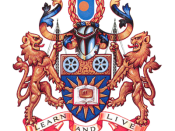 Arms of the Open University (400 × 397 px; 256,136 bytes)