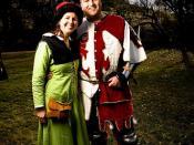 Lady Roxana & Lord Eirik