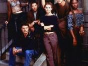 The main cast of Felicity.