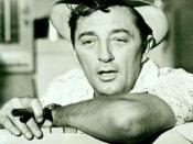 Robert Mitchum as Max Cady in Cape Fear