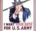 I Want Your Data