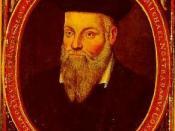 Nostradamus.
