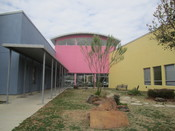 English: I took photo at San Antonio, TX. at Ricardo Salinas Health Center.