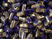 Cadbury's Eclairs