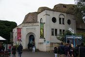 English: The aquarium at London Zoo, England.