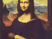Early replica of Mona Lisa: The Mona Lisa of the Vernon Collection