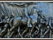 Glory: Shaw and the Black Soldiers of the Massachusetts 54th