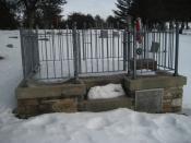 English: belle boyd grave