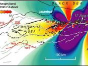Nov 12, 1999 (M=7.2) Aftershock: 1999 İzmit earthquake