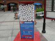 DUI baseballs in Denver