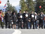 Nisga'a Soldiers