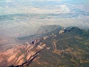 Pictures from airplane,Oct.14,2009