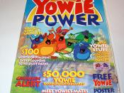 Yowies - magazine