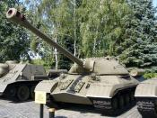 English: IS-3. The