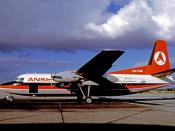 English: Fokker F.27-200 Friendship of Ansett Airlines at Melbourne Essendon Airport