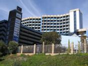 English: The South African Broadcasting Corporation headquarters in Johannesburg, South Africa
