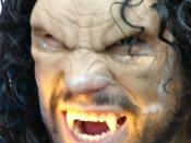 ;English:Vampire or Werewolf? ;Español: ¿Vampiro u hombre lobo?