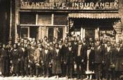 English: Atlanta Life Insurance Company est. 1910-20