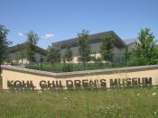 English: Kohl's children museum Chicago