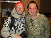 Scott Moffatt and Jimmy Rankin