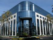 English: The headquarters of Kensington Technology Group in Redwood Shores.