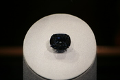 English: Hope Diamond without lighting.