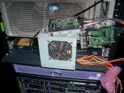 Prototype SAS controller testing