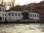 The Peggy Guggenheim Collection, in Venice