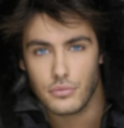 English: An image of Kostas Martakis (source below), digitally blurred, in order to demonstrate that a greater pixel count does not necessarily mean a higher quality image.