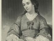 Sarah Margaret Fuller Ossoli (1810-1850) a journalist, critic and women's rights activist.
