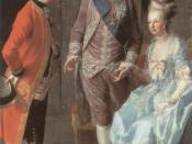 Archduke Maximilian Franz of Austria, son of Empress Maria Theresia of Austria and Holy Roman Emperor Franz I. Stephan of Lorraine, is visiting his sister Queen Marie Antoinette of France and her husband King Louis XVI. of France, 1775-'77, Kunsthistorisc