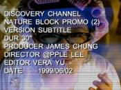 Discovery Channel Asia Promos