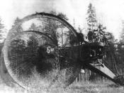 Lebedenko Tank, or the Tsar Tank