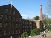 Quarry Bank Mill - geograph.org.uk - 394221