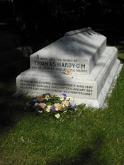 Resting place of Thomas Hardy's heart, Stinsford