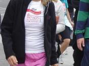 English: Sheryl Crow at Revlon Run Walk 2007