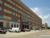 English: 1200 Jail, the headquarters of the Harris County Sheriff's Office Español: El 1200 Jail (