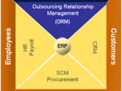 * Enterprise Business Relationships, including ORM