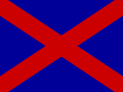 English: Voortrekker Flag.