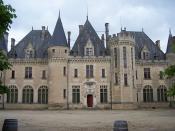 Château de Montaigne, Montaigne's family home