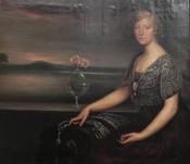 Español: Serenidad. Julio Romero de Torres. Museo de Bellas Artes de Castellón (España).