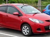 Mazda Demio (DE)