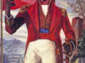 Français : Représentation épique de Jean-Jacques Dessalines lors de la Révolution haïtienne de 1804.