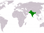 Member countries of SAARC