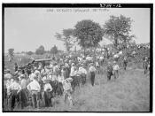 Gen. Sickles's Carriage, Gettysburg  (LOC)