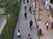 Bikeway [Haining Road / Shanghai]