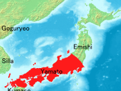 Yamato, in the 7th century