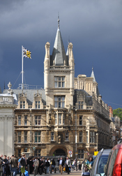 Cambridge (England), Gonville and Caius College