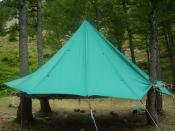 English: Scout tent Italiano: Tenda scout